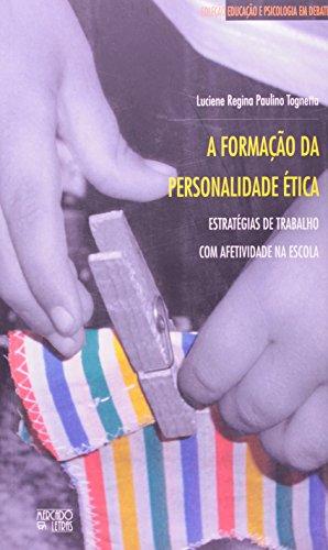 Formação da Personalidade Ética, livro de Luciene Regina Paulino Tognetta