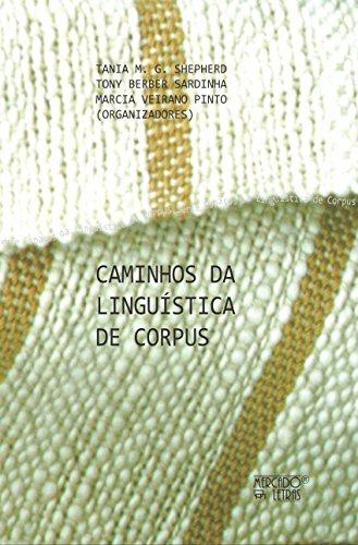 Caminhos da Linguística de Corpus, livro de