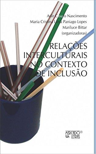 Relações Interculturais no Contexto de Inclusão, livro de