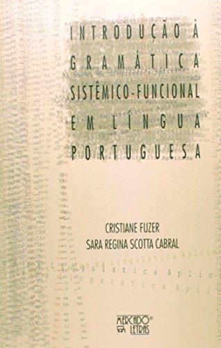 Introdução à Gramática Sistêmico-Funcional em Língua Portuguesa, livro de Cristiane Fuzer