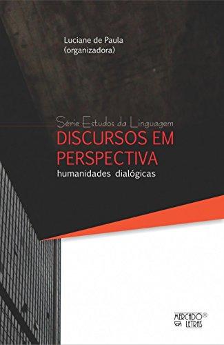 Discursos em Perspectiva: Humanidades Dialógicas, livro de