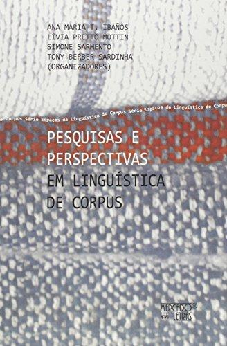 Pesquisas e Perspectivas em Linguística de Corpus, livro de Ana Maria T. Ibaños