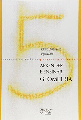 Aprender e Ensinar Geometria, livro de Sergio Lorenzato