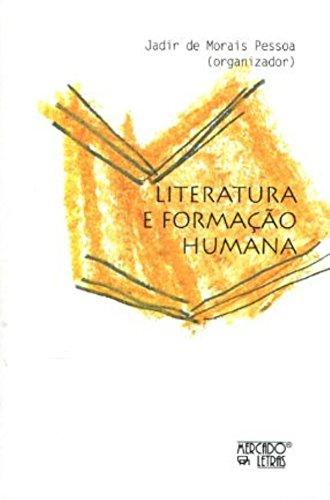 Literatura e Formação Humana, livro de Jadir de Morais Pessoa (Org.)