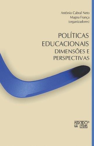 Políticas Educacionais: Dimensões e Perspectivas, livro de