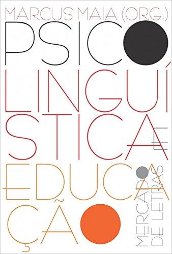 Psicolinguística e Educação, livro de