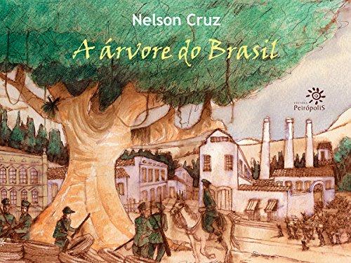 A árvore do Brasil, livro de Nelson Cruz