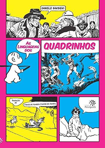 As Linguagens dos Quadrinhos, livro de Daniele Barbieri