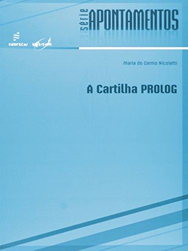 A Cartilha Prolog, livro de Maria do Carmo Nicoletti