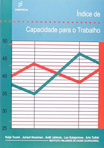Índice De Capacidade Para O Trabalho, livro de Juhani Ilmarinen Kaija Tuomi