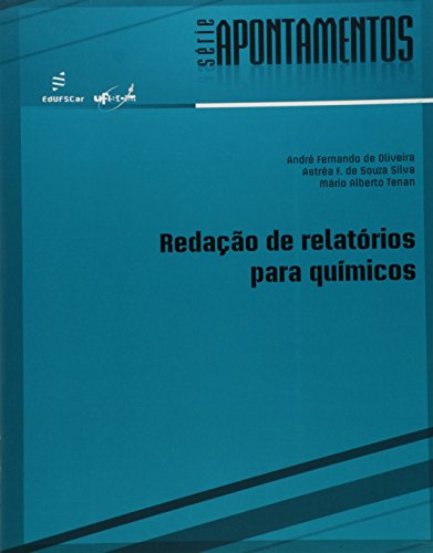 Redação de Relatórios Para Químicos, livro de Vários Autores