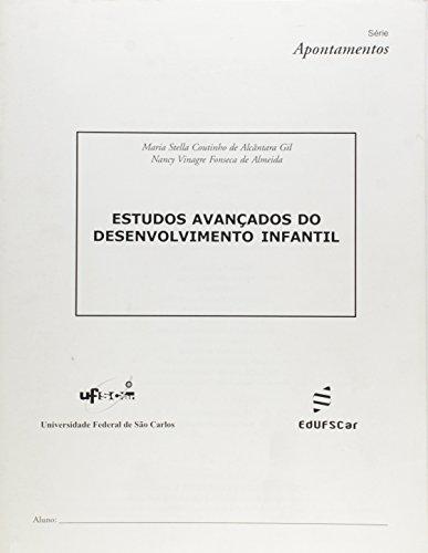 Estudos Avancados Do Desenvolvimento Infantil, livro de Vários Autores