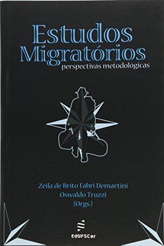 Estudos Migratorios - Perspectivas Metodologicas, livro de Vários Autores
