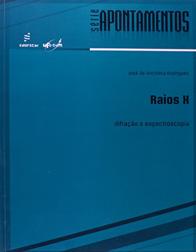 Raio X - Difracao E Espectroscopia, livro de