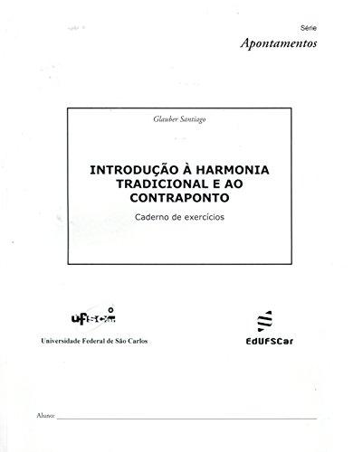 Introdução à Harmonia Tradicional e ao Contraponto, livro de Glauber Santiago