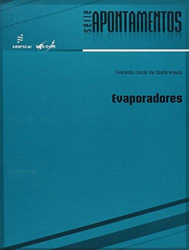 Evaporadores, livro de Everaldo Cesar Da Costa Araujo