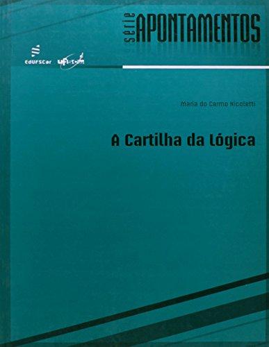 A Cartilha Da Lógica, livro de Maria do Carmo Nicoletti