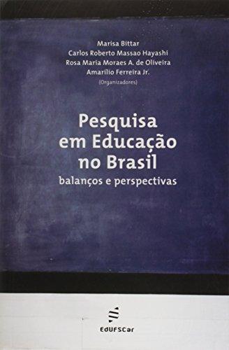 Pesquisa Em Educacao No Brasil - Balancos E Perspectivas, livro de Vários Autores
