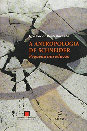 Antropologia De Schneider - Pequena Introducao, A, livro de Igor Jose De Reno Machado
