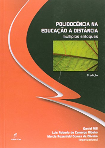 Polidocencia Na Educacao A Distancia, livro de Vários Autores
