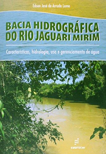 Bacia Hidrografica Do Rio Jaguari Mirim, livro de Edson Jose De Arruda Leme