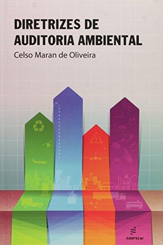 Diretrizes de Auditoria Ambiental, livro de Celso Maran de Oliveira