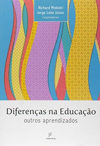 Diferencas Na Educacao - Outros Aprendizados - 1Ed. - 2014, livro de Vários Autores