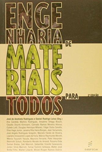 Engenharia de Materiais Para Todos, livro de José de Anchieta Rodrigues