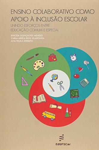 Ensino Colaborativo Como Apoio A Inclusao Escolar - Unindo Esforcos En, livro de Vários Autores