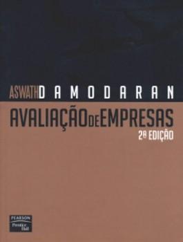 Avaliação de empresas - 2ª edição, livro de Aswath Damodaran