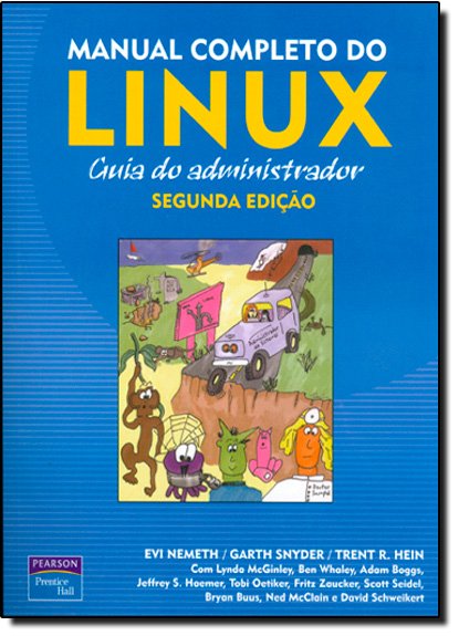 Manual Completo do Linux: Guia do Administrador, livro de Gary Synder