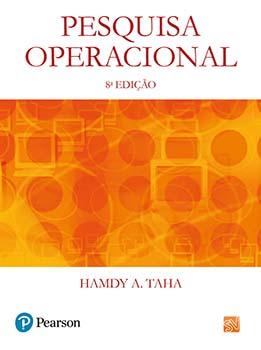 Pesquisa operacional - 8ª edição, livro de Hamdy A. Taha