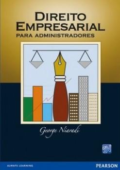 Direito empresarial para administradores, livro de George Niaradi