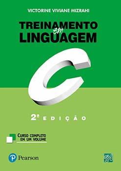 Treinamento em linguagem C - 2ª edição, livro de Victorine Viviane Mizrahi