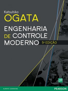 Engenharia de controle moderno - 5ª edição, livro de Katsuhiko Ogata