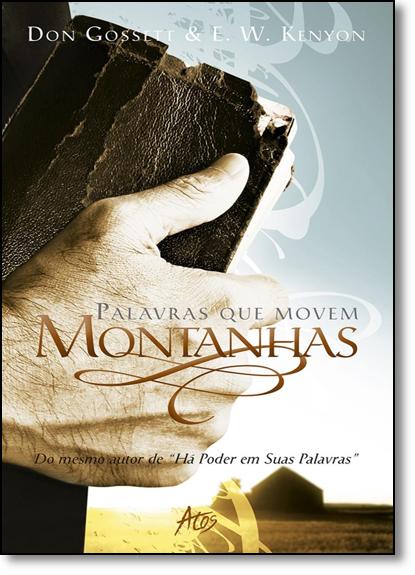 Palavras que Movem Montanhas, livro de Don Gossett