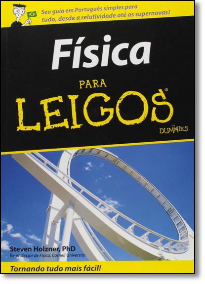 FISICA PARA LEIGOS, livro de HOLZNER