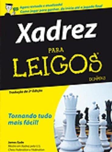Xadrez para Leigos, livro de James Eade