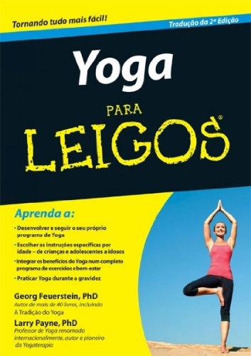 Yoga para Leigos, livro de Geoffrey M. Bellman | Kathleen D