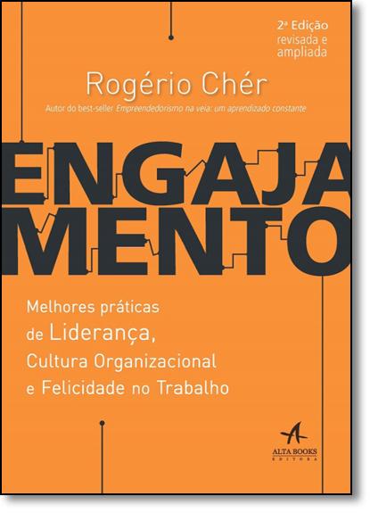 Engajamento - 2 Ed., livro de Alta Books