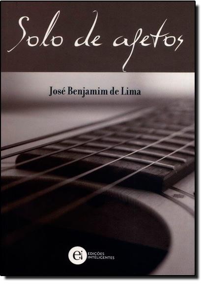 SOLO DE AFETOS, livro de LIMA, JOSE BENJAMIM
