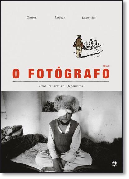 FOTOGRAFO, O - VOL. II, livro de GUIBERT