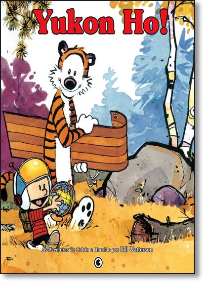 Calvin e Haroldo: Yukon Ho!, livro de Bill Watterson