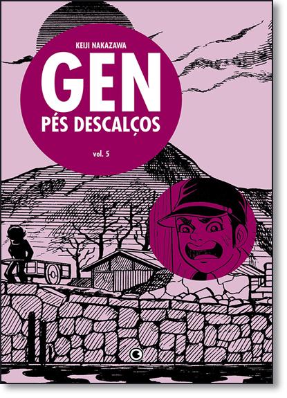 Gen Pés Descalços - Vol.5, livro de Keiji Nakazawa