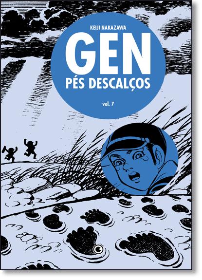 Gen Pés Descalços - Vol.7, livro de Keiji Nakazawa