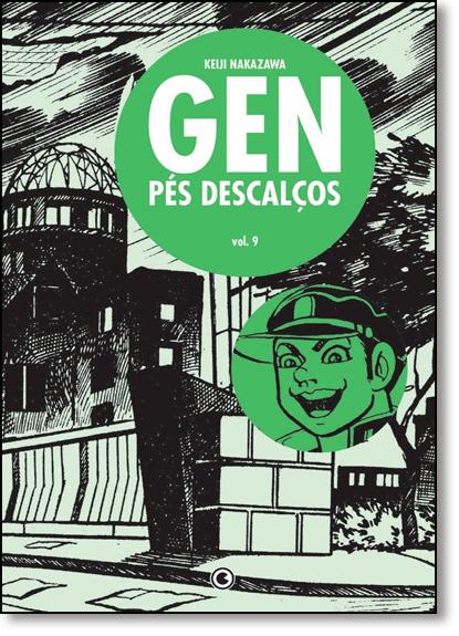 Gen Pés Descalços - Vol.9, livro de Keiji Nakazawa