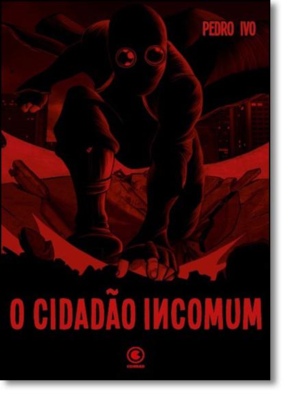 Cidadão Incomum, O, livro de Ivo Pedro
