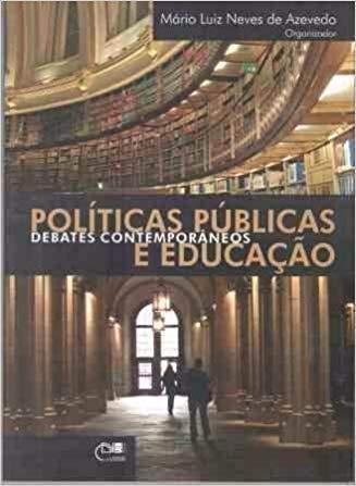 Políticas públicas e educação:, livro de Mário Luiz Neves de Azevedo