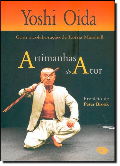 Artimanhas do Ator, livro de Yoshi Oida