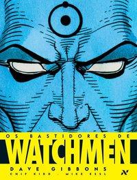 Bastidores de Watchmen, Os, livro de Dave Gibbons